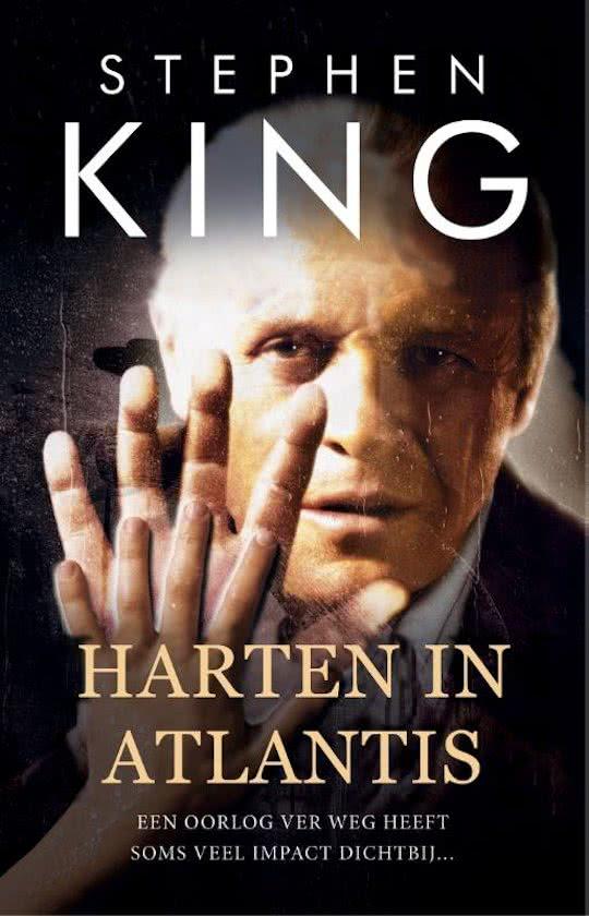 Boek Harten In Atlantis Stephen King Fanclub