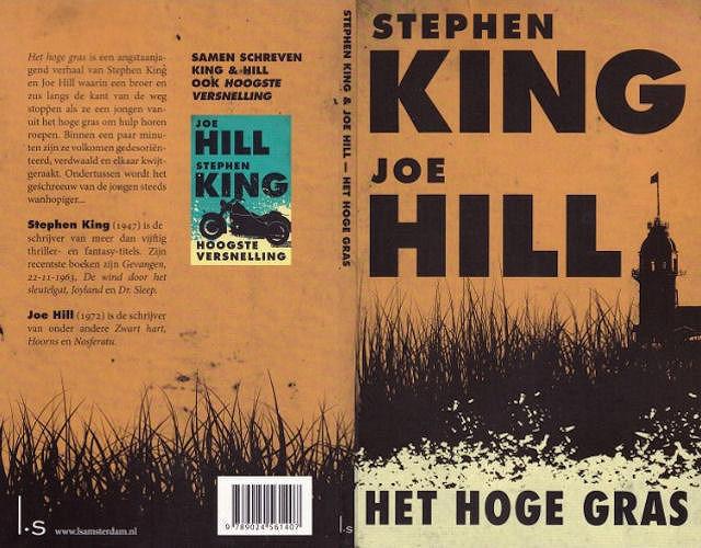 Boek Het Hoge Gras Stephen King Fanclub