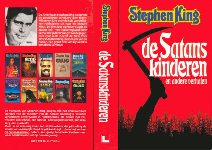 Boek | De satanskinderen (verhalenbundel) – Stephen King ...