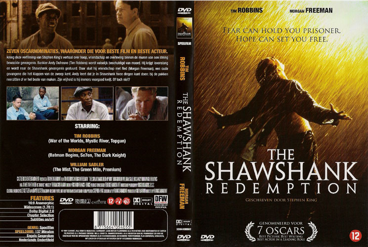 shawshank redemption using literary devices A literary analysis of the shawshank redemption pages 2 words 802 view full essay more essays like this: literary analysis, concept of hope, the shawshank redemption not sure what i'd do without @kibin - alfredo alvarez, student @ miami university exactly what i needed - jenna kraig, student @ ucla.