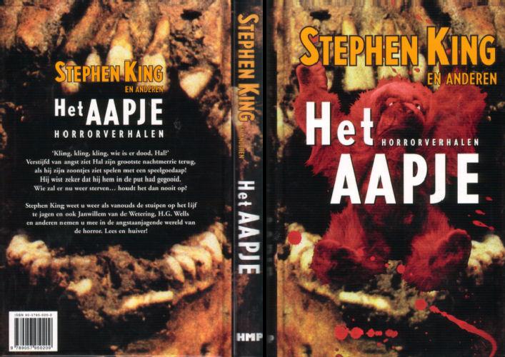 Kort Verhaal In Bundel Het Aapje In Het Aapje Stephen